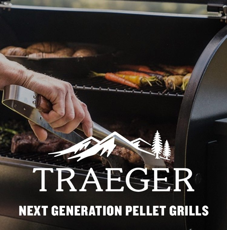 More about Traeger Grills at Central Center