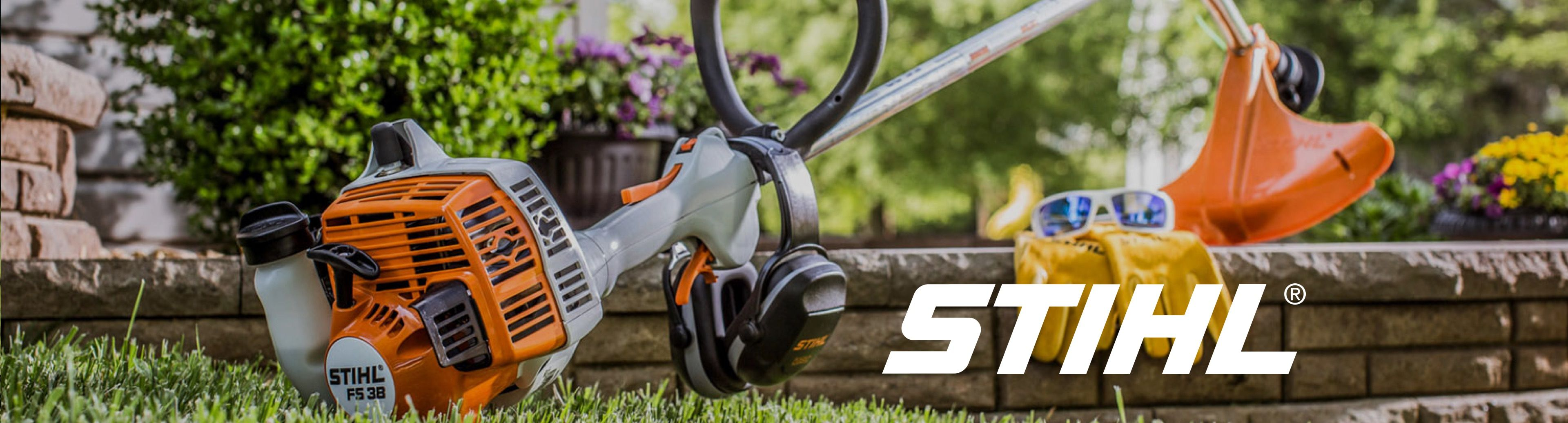 More about Stihl power equipment at Central Center