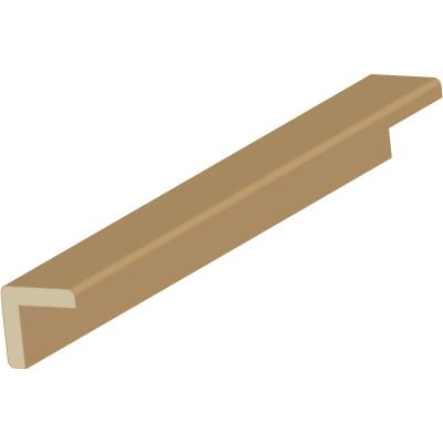 Cedar Creek WM206 3/4 In. x 3/4 In. x 8 Ft. Solid Pine Outside Corner Molding