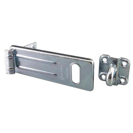 Master Lock 6 In. x 2-1/3 In. Safety Hasp