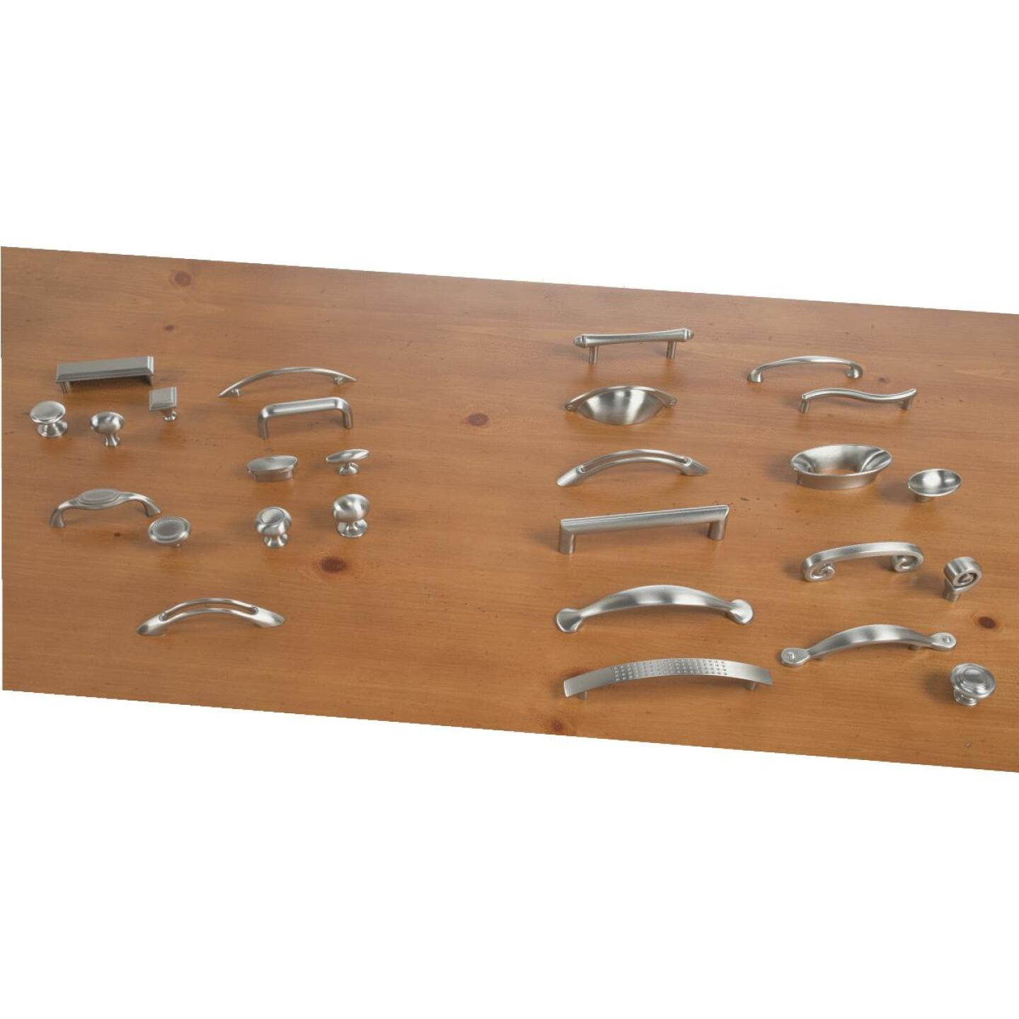 Amerock Essential'z 2-1/2 In. Nickel 2-1/2 In. Cabinet Pull Image 2