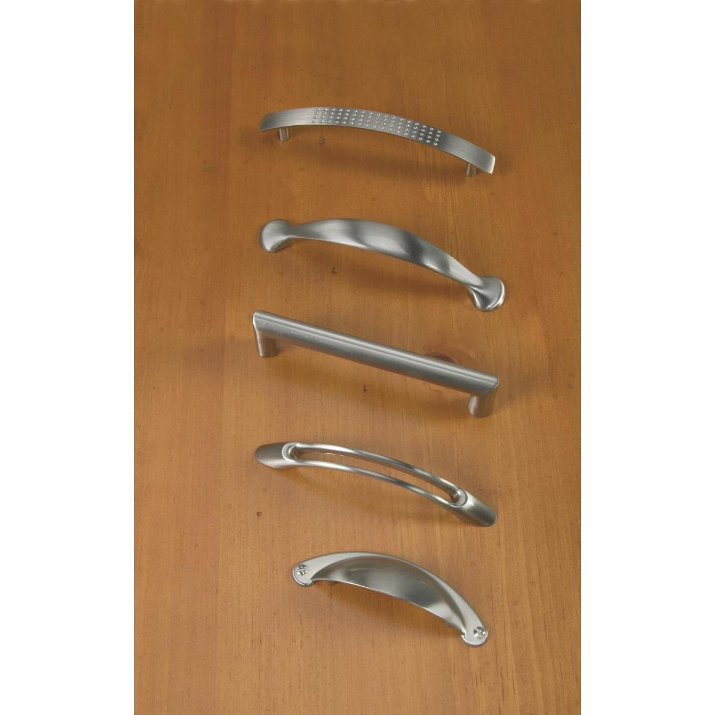 Amerock Essential'z 2-1/2 In. Nickel 2-1/2 In. Cabinet Pull Image 3