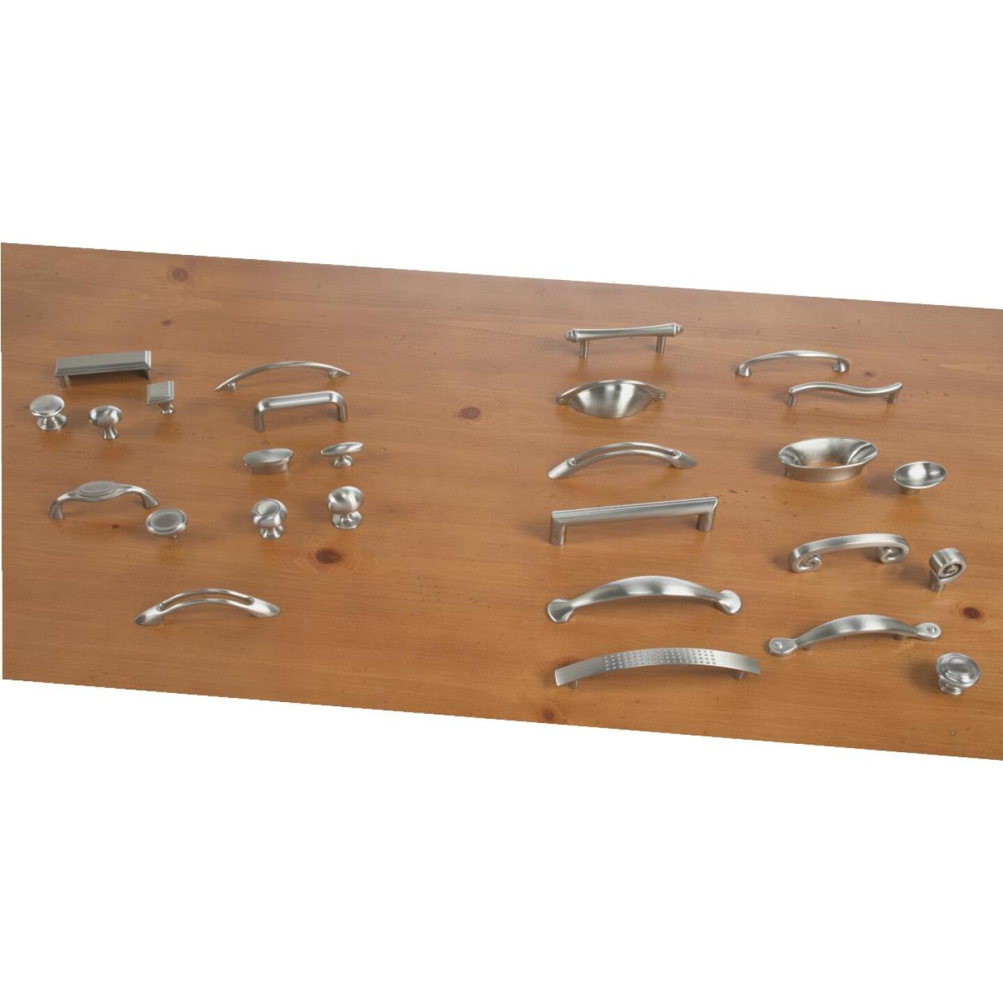 Amerock Essential'z 2-1/2 In. Nickel 2-1/2 In. Cabinet Pull Image 4