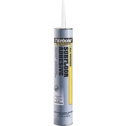 Titebond 29 Oz. All-Weather Subfloor Adhesive