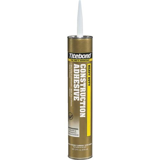Titebond 10.5 Oz. Heavy Duty Construction Adhesive