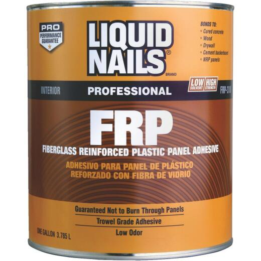 LIQUID NAILS 1 Gal. FRP Panel Adhesive