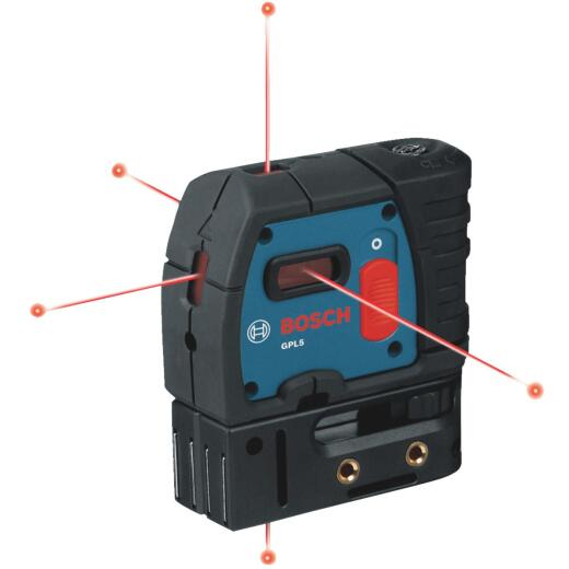 Bosch 100 Ft. Self-Leveling 5-Point Laser Level