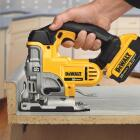 DeWalt 20 Volt MAX Lithium-Ion Cordless Jig Saw (Bare Tool) Image 4