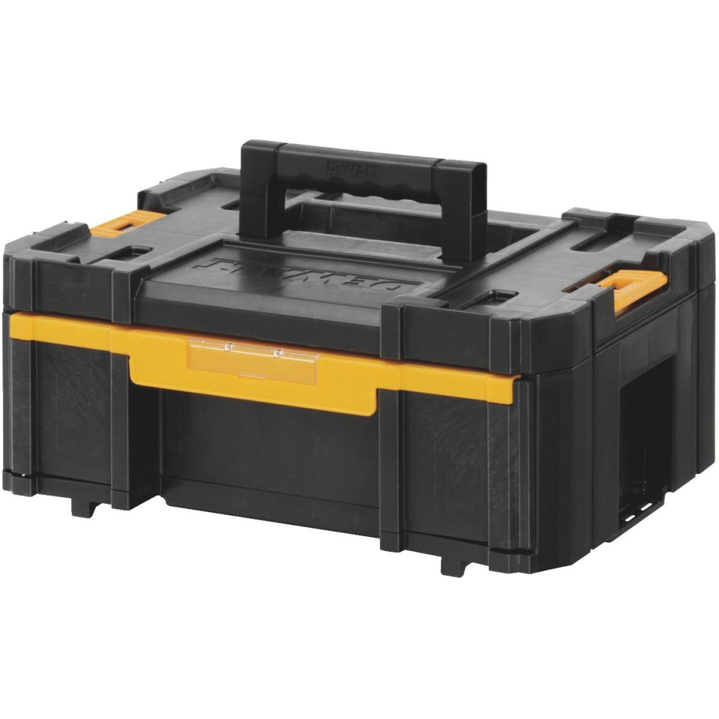 Dewalt TSTAK Deep Drawer Toolbox with Deep Drawers Image 1
