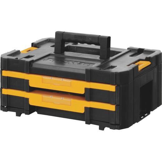 Dewalt TSTAK Case Toolbox with Drawers