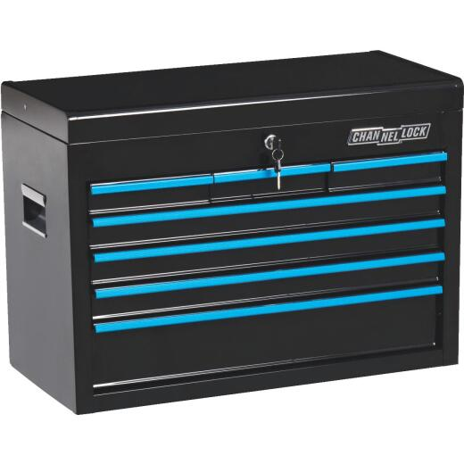 Channellock 26 In. 7-Drawer Black Tool Chest