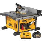 DeWalt Flexvolt 60-Volt MAX Lithium-Ion Brushless 8-1/4 In. Cordless Table Saw Kit Image 1