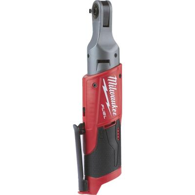Milwaukee M12 FUEL 12-Volt Lithium-Ion Brushless 1/4 In. Cordless Ratchet (Bare Tool)