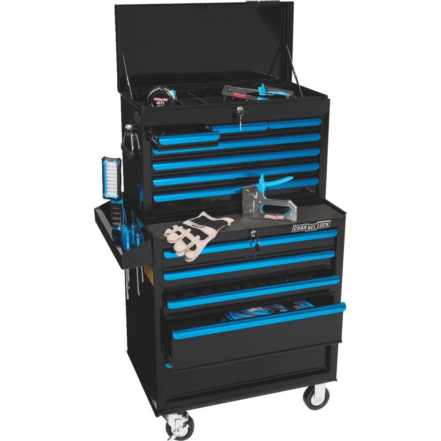 Channellock 26 In. 5-Drawer Tool Roller Cabinet Image 2
