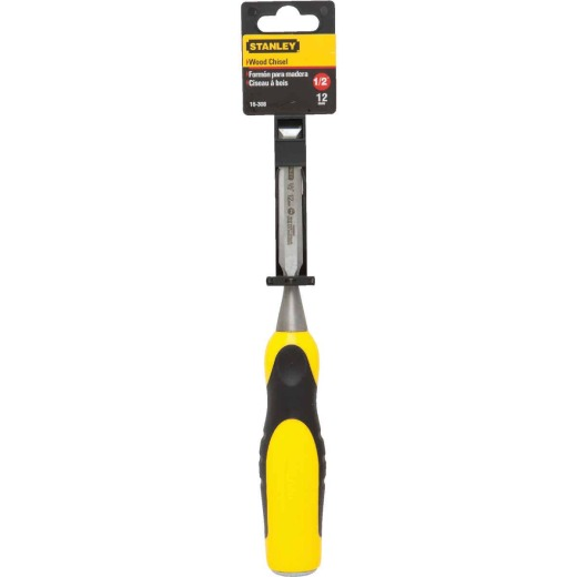 Stanley 1/2 In. Wood Chisel