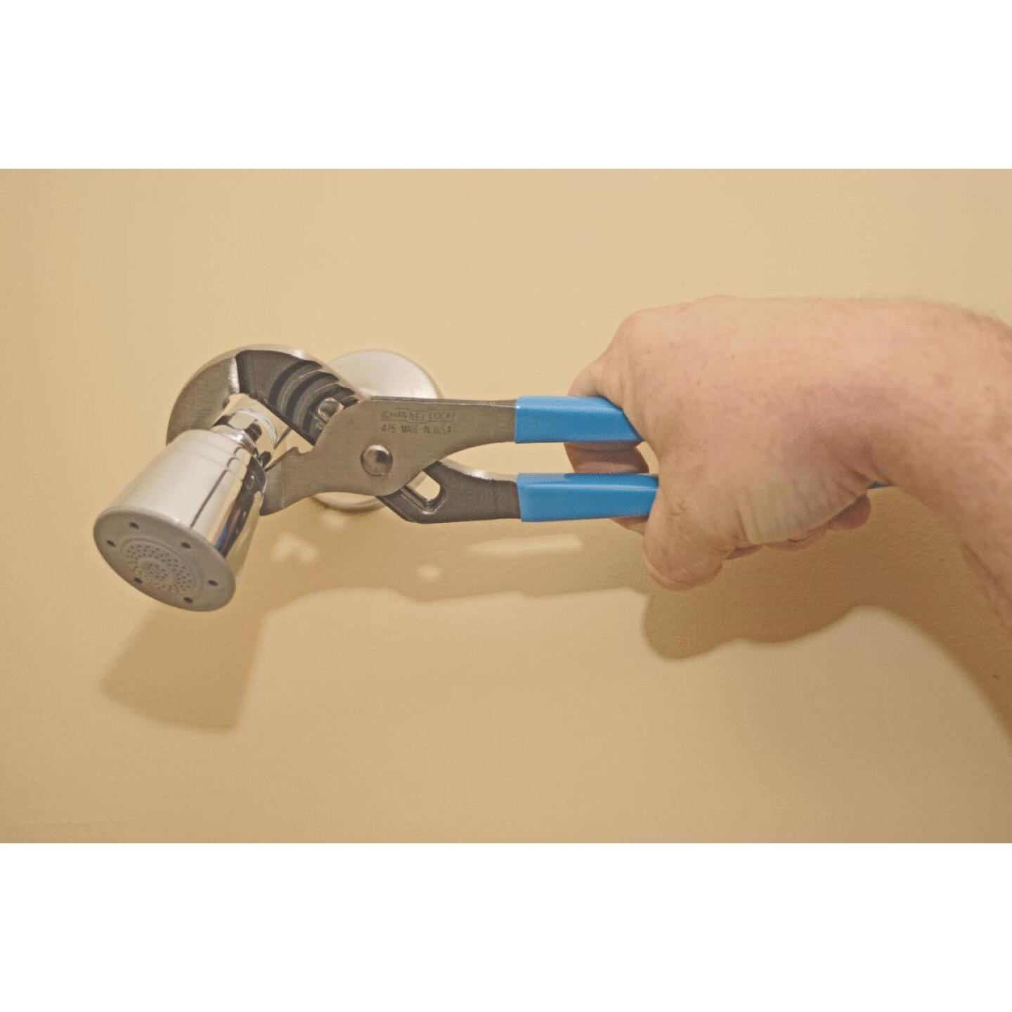 Channellock 10 In. Smooth Jaw Groove Joint Pliers Image 2