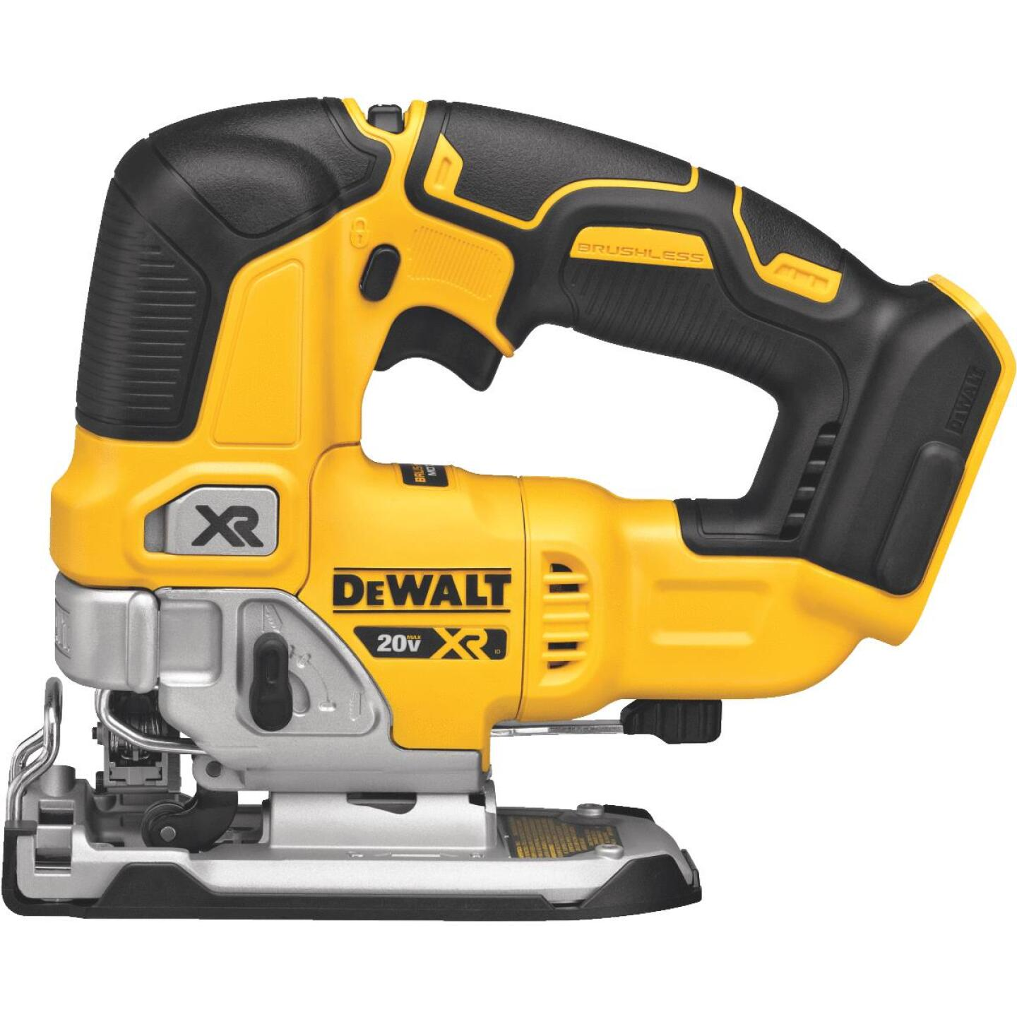 DeWalt 20 Volt MAX XR Lithium-Ion Cordless Jig Saw (Bare Tool) Image 1