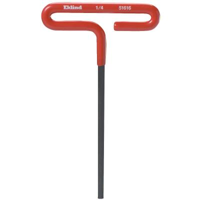 Eklind Standard 3/32 In. 6 In. Cushion-Grip Series T-Handle Hex Key