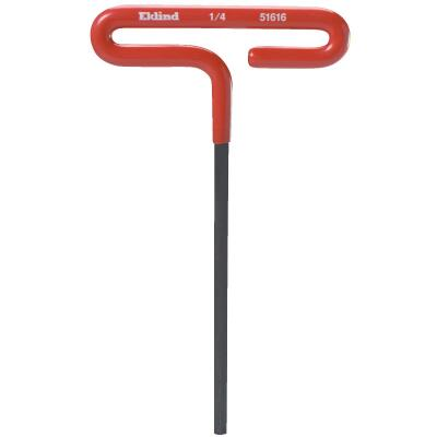 Eklind Standard 1/4 In. 6 In. Cushion-Grip Series T-Handle Hex Key