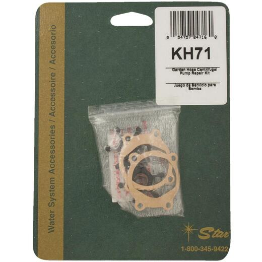 Star Water Systems Portable Pump Gasket & Impeller Kit