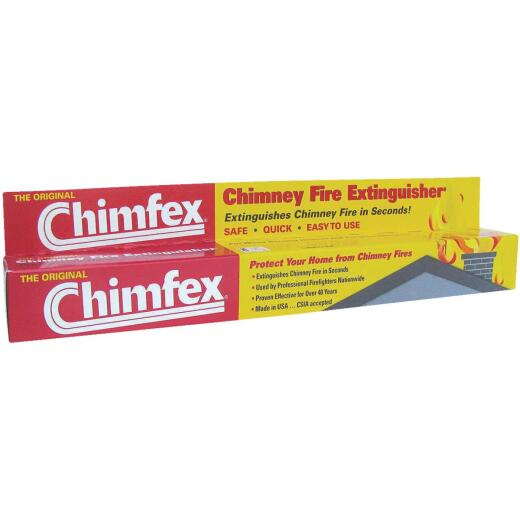 Chimfex Chimney Fire Suppressant