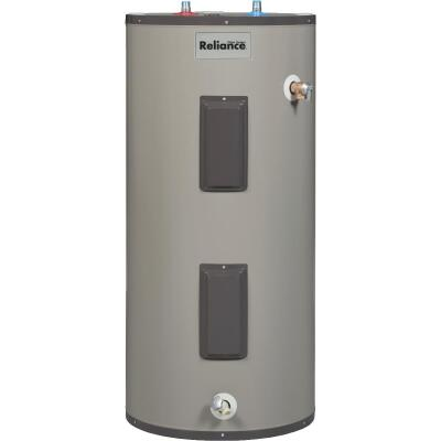 Reliance 50 Gal. Short 9yr Self-Cleaning 4500/4500W Elements Electric Water Heater