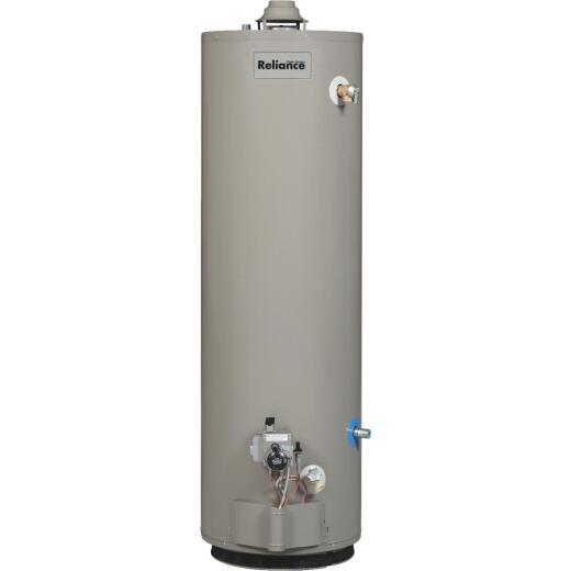 Reliance 30 Gal. 6yr Natural Gas/Liquid Propane Water Heater for Mobile Home