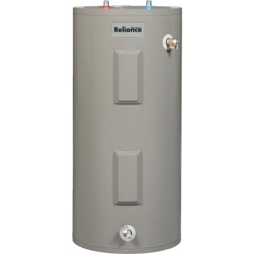 Reliance 40 Gal. Mediium 6yr 4500/4500W Elements Electric Water Heater
