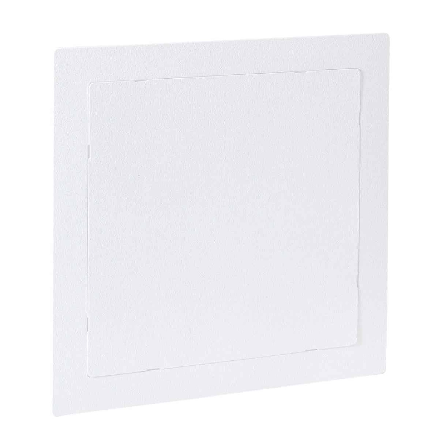 Oatey 14 In. x 14 In. White Plastic Wall Access Panel Image 1