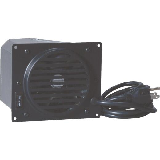 KozyWorld Thermostat Controlled Gas Wall Heater Blower