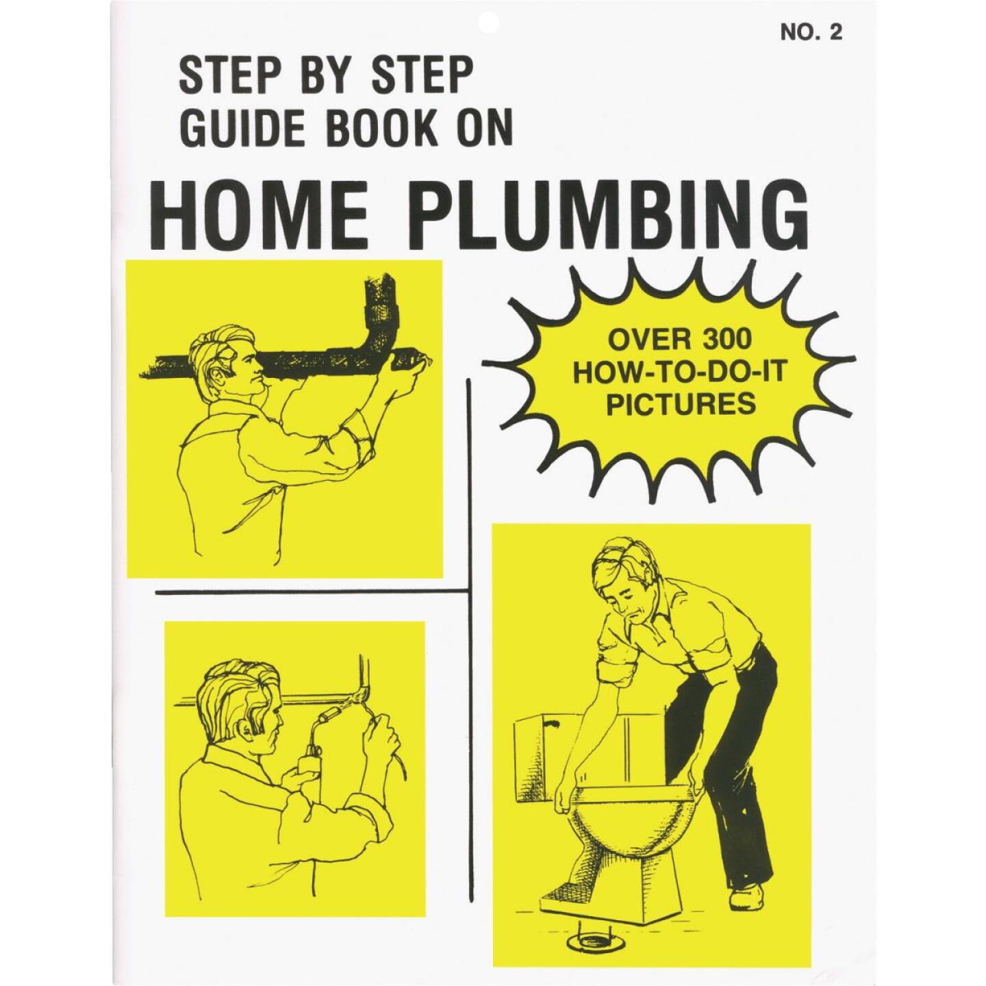 Step by Step Guide Home Plumbing Book Image 1
