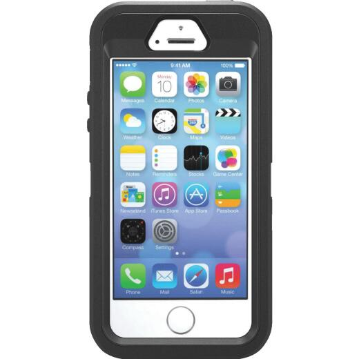 iPhone 5/5S Black OtterBox Cell Phone Case
