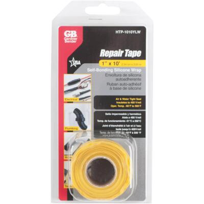 Gardner Bender Yellow 1 In. x 10 Ft. Self-Sealing Tape