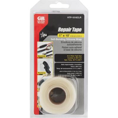 Gardner Bender Clear 1 In. x 10 Ft. Self-Sealing Tape