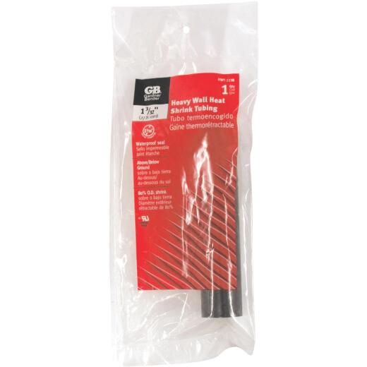 Gardner Bender Heavy-Wall 1-3/32 In. x 6 In. Heat Shrink Tubing