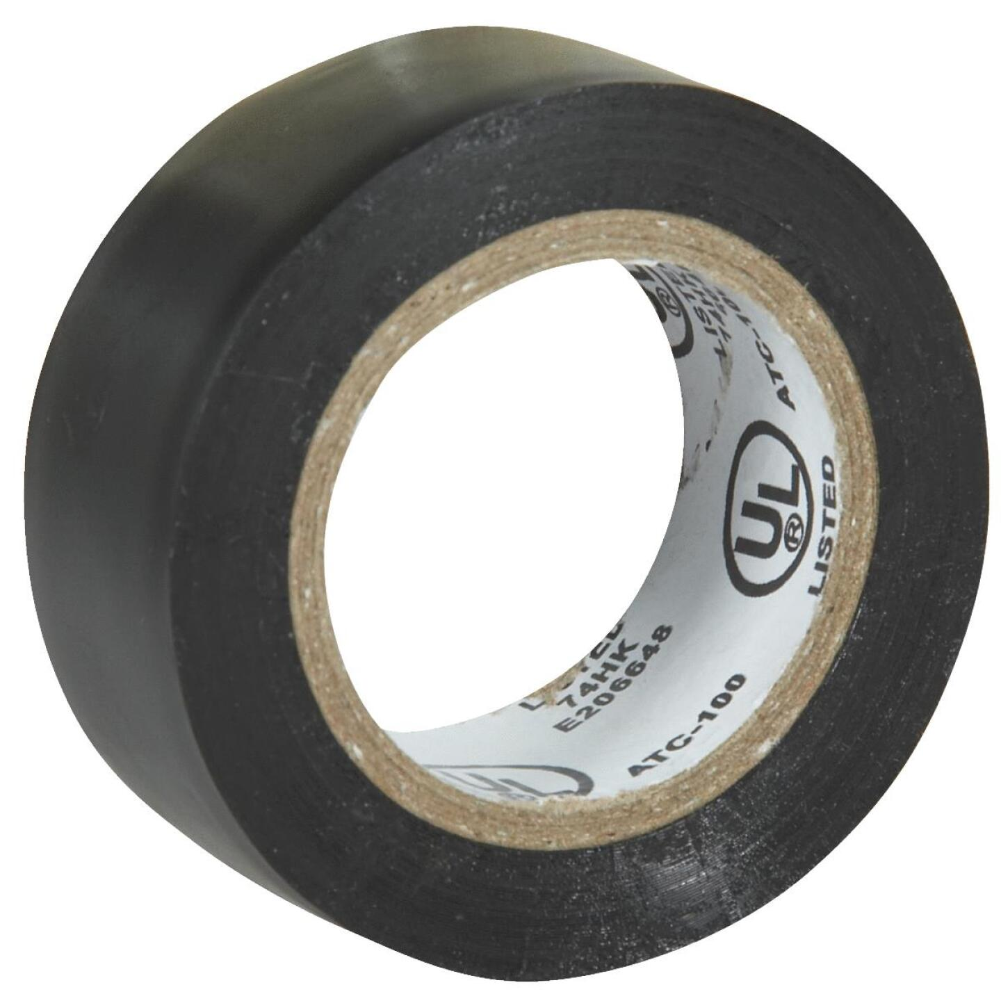 Do it General Purpose 3/4 In. x 20 Ft. Black Electrical Tape Image 1