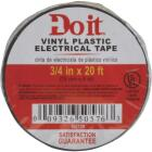 Do it General Purpose 3/4 In. x 20 Ft. Black Electrical Tape Image 3