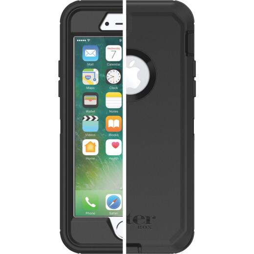Otterbox Defender Series iPhone 7 Black Cell Phone Case