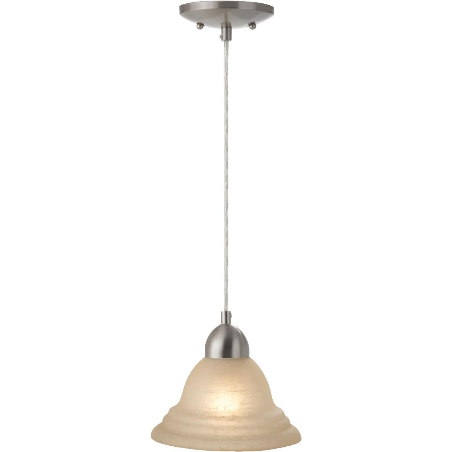 Westinghouse 5 In. Linen Glass Shade Image 2