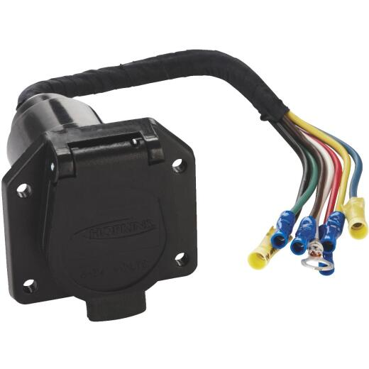 Hopkins 7-Blade Plug-In Simple Vehicle Wiring Kit (Chevy/GMC Compatible)