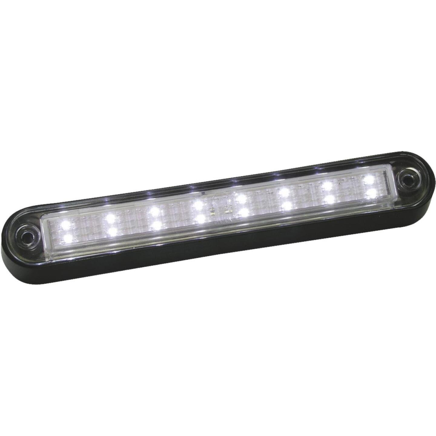 Peterson 12-24 V. LED Internal and External Aisle Light Image 1