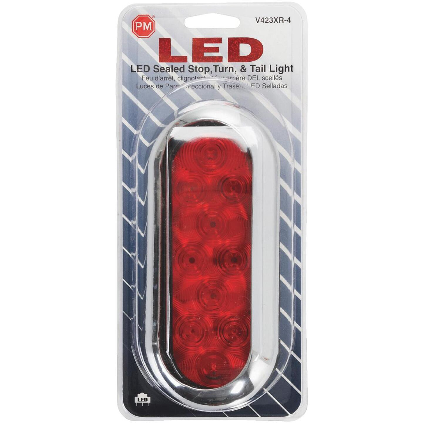 Peterson Square 9-32 V. Red Stop & Tail Light Image 2