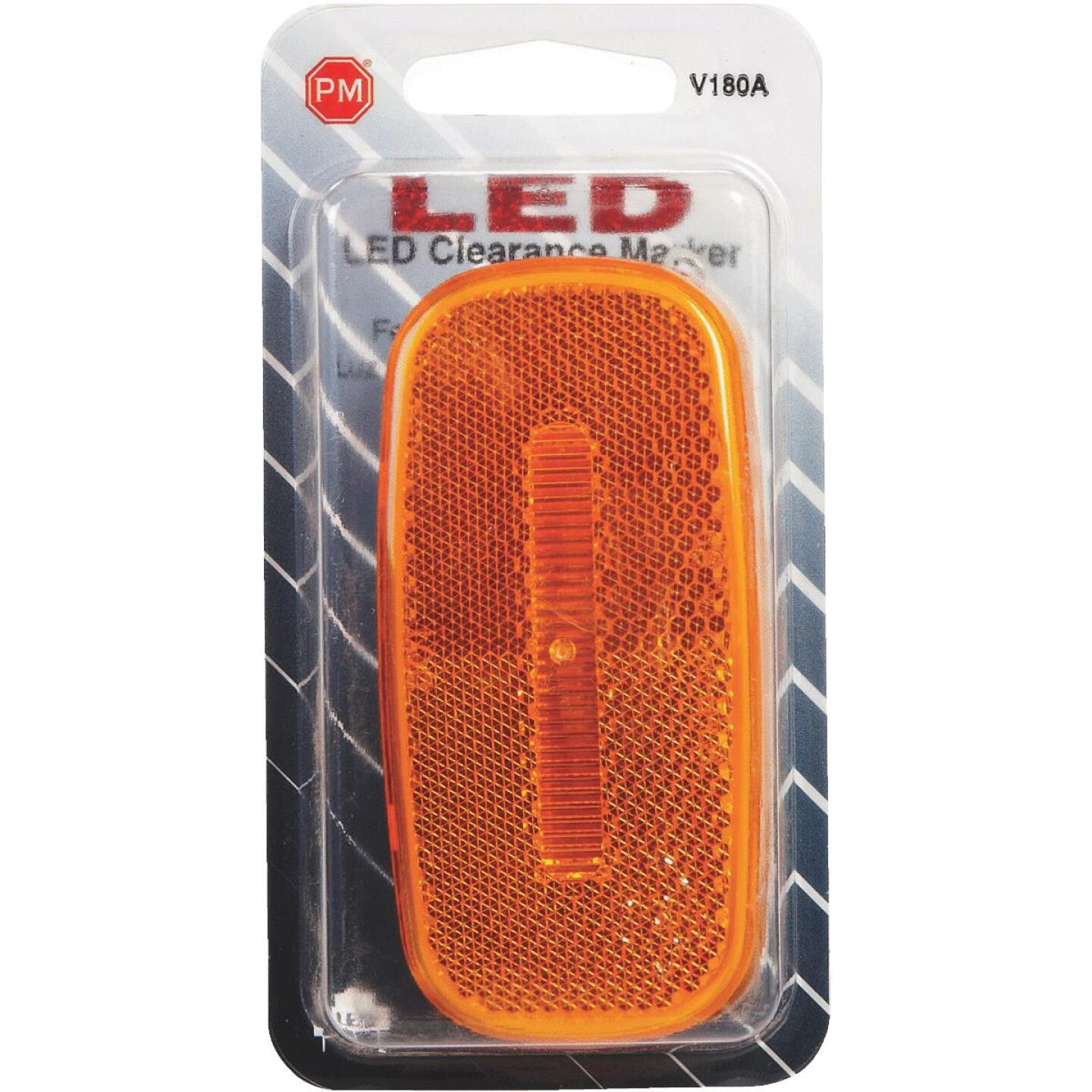 Peterson Oval Red Clearance Light Image 2