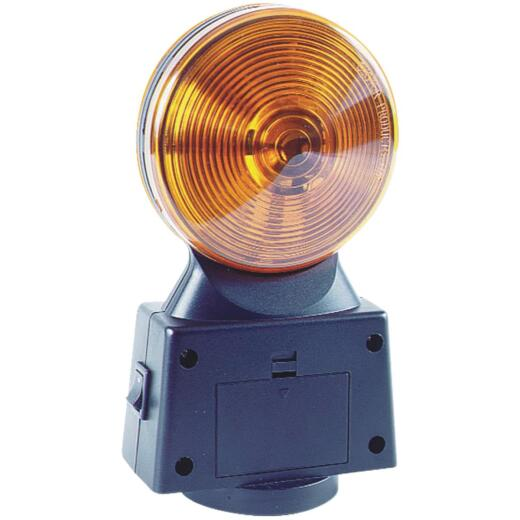 Peterson Amber Hazard Flashing Warning Light