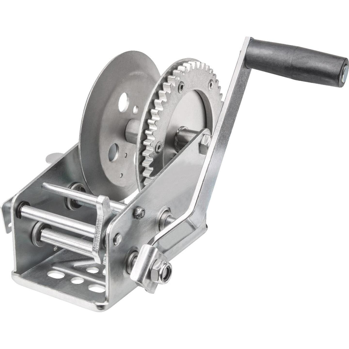 Reese Towpower 1800 Lb. Two-Speed Hand Winch Image 1
