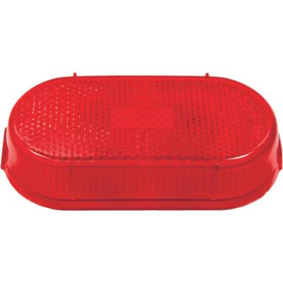 Peterson Oblong Red Replacement Lens