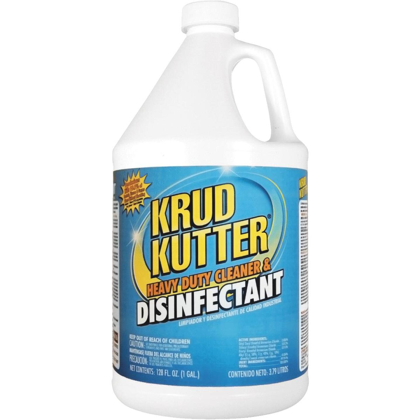 Krud Kutter 1 Gal. Cleaner And Disinfectant Image 1