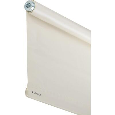 Levolor 37 In. x 78 In. Cream Vinyl Roller Shade