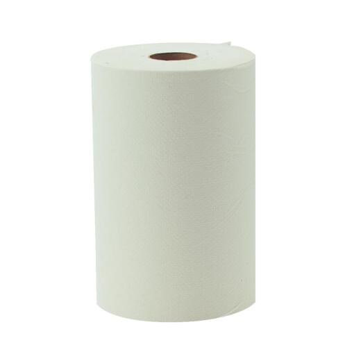 Kimberly Clark Scott White Hard Roll Towel (12 Count)