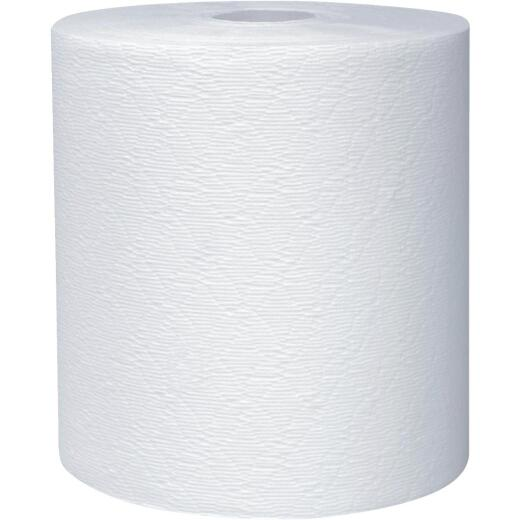 Kimberly Clark White Kleenex Hard Roll Towel (6 Count)